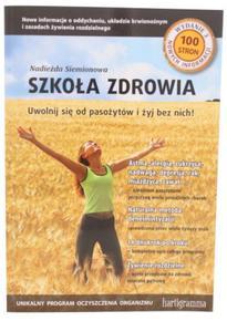 Szkoła zdrowia - Nadieżda Siemionowa - 2834977216