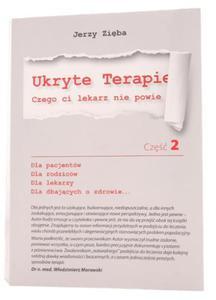 Ukryte Terapie część 2 - Jerzy Zięba - Egida Consulting - 2843818317