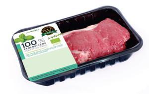 Szponder wołowy surowy ekologiczny BIO - Wasąg - 1kg - 2847764567