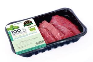 Udziec wołowy bez kości surowy ekologiczny BIO - Wasąg - 1kg - 2847764577