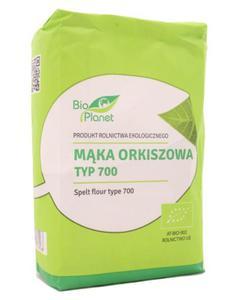 Mąka orkiszowa BIO typ 700 - Bio Planet - 1000 g - 2855488503