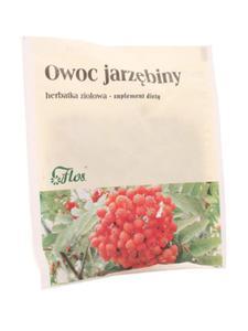 Owoc jarzębiny - Flos - 50g - 2856347562