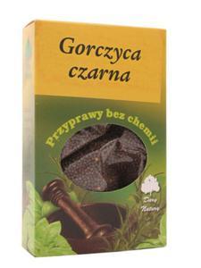 Gorczyca czarna - Dary Natury - 70g - 2856347589