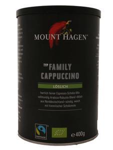 Kawa cappuccino Family Fair Trade BIO - Mount Hagen - 400 g - 2877897409