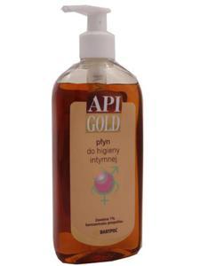 Api Gold płyn do higieny intymnej z propolisem - Bartpol - 280ml - 2880547337