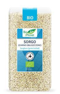 Sorgo ziarno obłuszczone BIO - Bio Planet - 500g - 2884266166