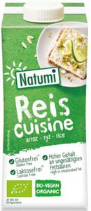 Zagęszczony produkt ryżowy bezglutenowy BIO - Natumi - 200ml - 2880548203