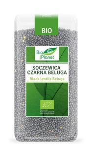 Soczewica czarna BIO - Bio Planet - 400g - 2885013306