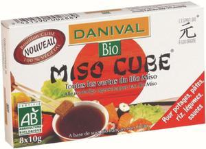 Miso kostki BIO - Danival - 8x10g - 2880548641