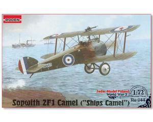 Roden 044 - Sopwith 2F1 Camel (Ships Camel) (1/72) - 2824101863