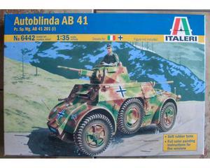 Italeri 6442 - Autoblinda AB 41 (1/35) - 2824101871