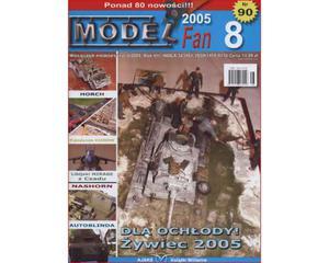 Model Fan 2005/08 (magazyn modelarski) - 2824101941