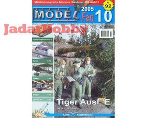 Model Fan 2005/10 (magazyn modelarski) - 2824102061