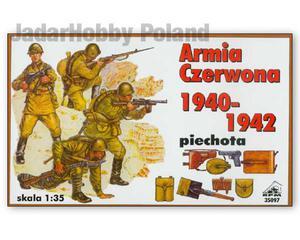 RPM 35097 - Armia Czerwona 1940-1942 - piechota (1/35) - 2824102541