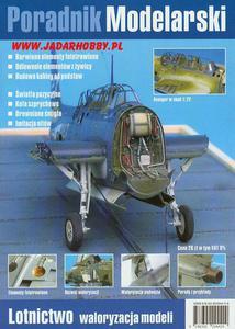 Wydawnictwo ZPG300 - Poradnik Modelarski Lotnictwo (Waloryzacja modeli) - 2824102592