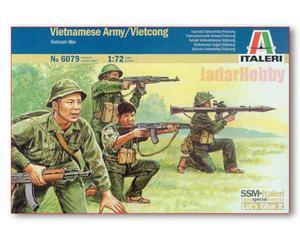 Italeri 6079 - Vietnamese Army/Vietcong (1/72) - 2824102614
