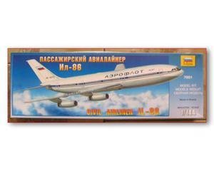 Zvezda 7001 - IL-86 Civil Airliner (1/144) - 2824102714