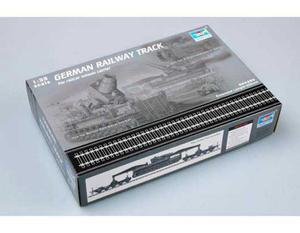 Trumpeter 00213 - Niemieckie tory kolejowe (1/35) - 2824103087