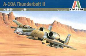 Italeri 2655 - A-10A Thunderbolt II (1/48) - 2824103134