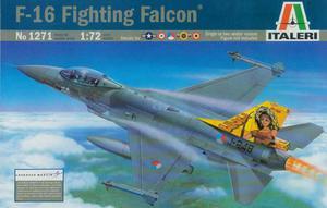Italeri 1271 - F-16 Fighting Falcon (1/72) - 2824103524