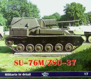 Militaria D17 SU-76M/ZSU-37 (książka) - 2824104109