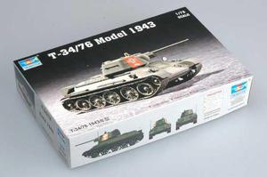 Trumpeter 07208 T-34/76 Model 1943 (1/72) - 2824104129