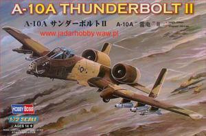 Hobby Boss 80266 - A-10A Thunderbolt II (1/72) - 2824104616
