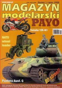 Magazyn modelarski PAYO 2008/01 - 2824104901