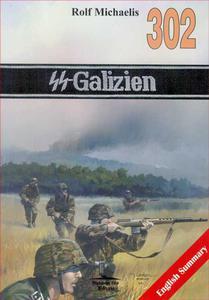Militaria 302 SS Galizien (książka) - 2824104928