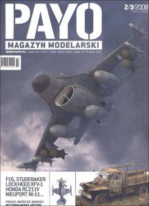 Magazyn modelarski PAYO 2008/02-03 - 2824104983