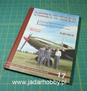 Jakab 17 - Ilyushin IL-10 / Avia B-33 vol.2 - 2824105077