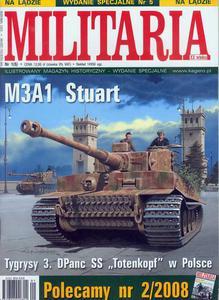 Militaria XX wieku - Wydanie specjalne 1(5)/2008 (magazyn historyczny) - 2824105092
