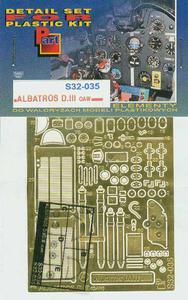 Part S32035 Albatros D.III (1/32) - 2824105441