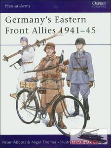 Osprey Men-at-Arms 131 Germany's Eastern Front Allies 1941-45 - 2824105899