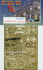 Part S72251 SPAD VII C.1 (1/72) - 2824105985