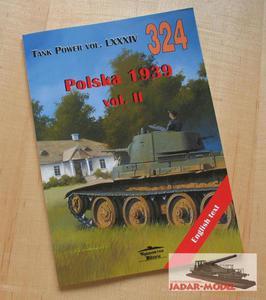 Militaria 324 Polska 1939 vol. II (książka) - 2824106150