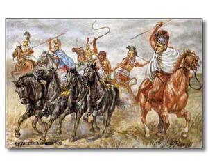 # Waterloo 1815 AP001 - Grecka kawaleria (1/72) - 2824097945