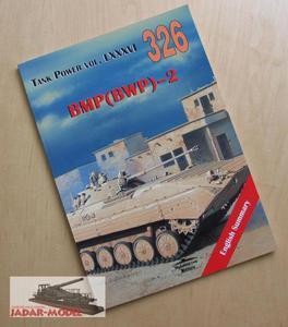 Militaria 326 BMP (BWP)-2 (książka) - 2824106256