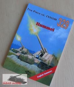 Militaria 329 Hummel (książka) - 2824106312