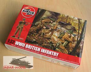 Airfix 02718 WWII British Infantry (1/32) - 2824106321