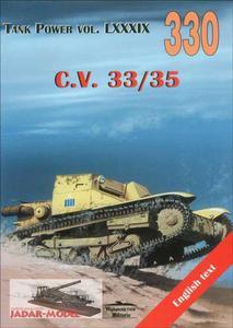 Militaria 330 C.V. 33/35 (książka) - 2824099965