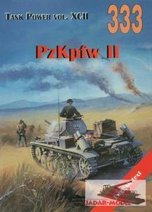 Militaria 333 Pz.Kpfw.II vol.1 (książka) - 2824106845