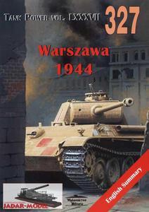 Militaria 327 Warszawa 1944 (książka) - 2824106861
