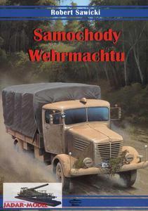 """Militaria """"Samochody Wehrmachtu"""" (książka) - 2824107020"""