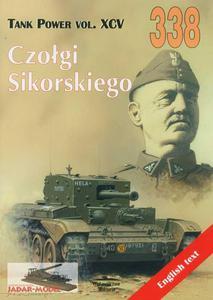Militaria 338 Czołgi Sikorskiego 1939-1945 (książka) - 2824107311