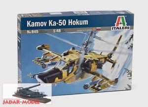 Italeri 0845 Kamov Ka-50 Hokum LIMITED EDITION (1/48) - 2824108422