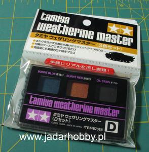 Tamiya 87088 - Weathering Master D - 2824108454