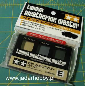 Tamiya 87098 - Weathering Master E - 2824108455