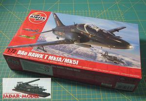Airfix 03085 BAe Hawk T Mk.IA/Mk.51 (1:72) - 2824108649