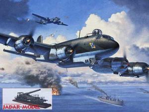 Revell 04678 Focke Wulf Fw 200 C-4 CONDOR Bomber (1/72) - 2824108647
